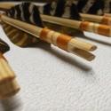 Megyer Archery standard arrows (linseed oil surface)