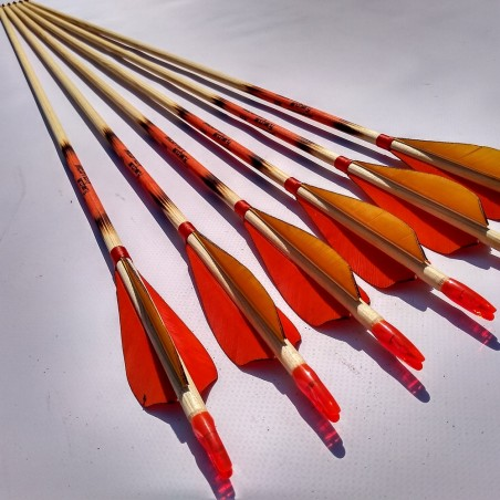 Barrel tapered arrows in extra quality