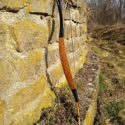 Bullet formájú menetes réz hegy 8mm