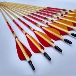 Megyer A. premium red arrows